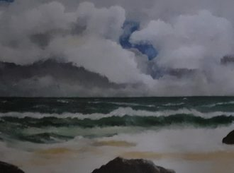 The Wee Beach, Michael Humphreys