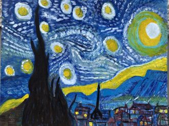 For Van Gogh, Billy Hogg