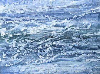 Blue By Liane Jamieson
