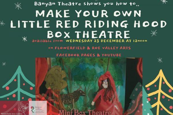 Make Your Own Mini Box Theatre
