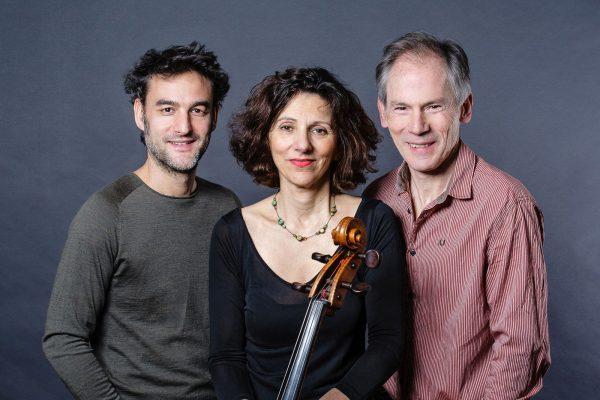The Saltarello Trio
