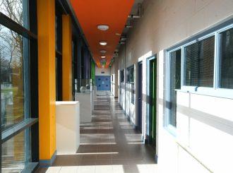 Craft Studio Corridor