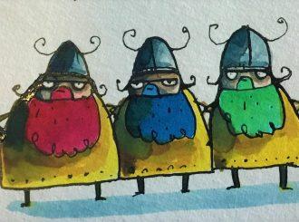 Vikings Corrina Askin