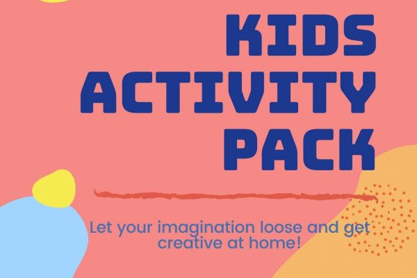 Download our FREE Creative Kids Activity Pack Now!