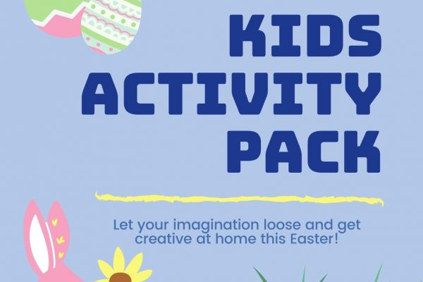 Spring Kids Activity Pack