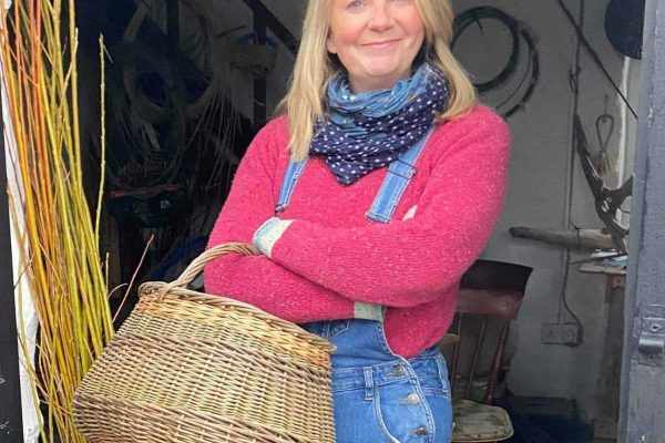 Louise is first basket-maker to win IDA Award!