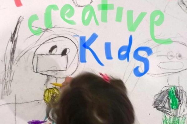 Join our online Creative Kids Art Club