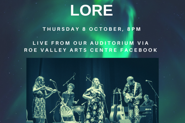 Northern Lights Sessions present LORE Live in concert