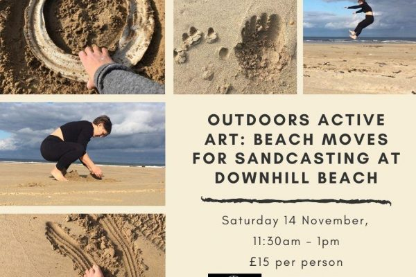 We have some brilliant creative outdoor events coming up soon!