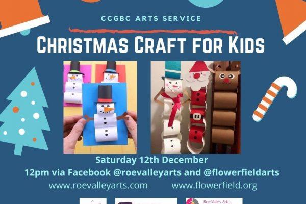 Kids Christmas Craft