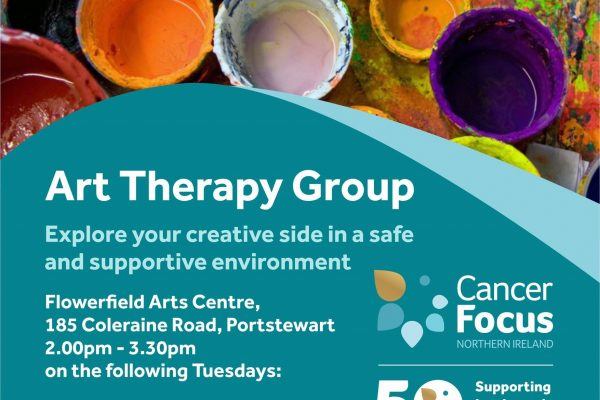 Art Therapy Course for Cancer Survivors