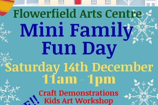The Flowerfield Mini Family Fun Day