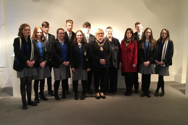 Fabulous work on show by Dominican College Students