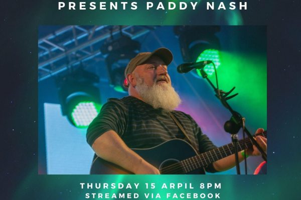 New Northern Lights Session coming up with Paddy Nash