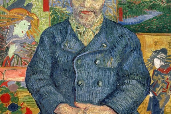 Exhibition on Screen present Van Gogh and Japan