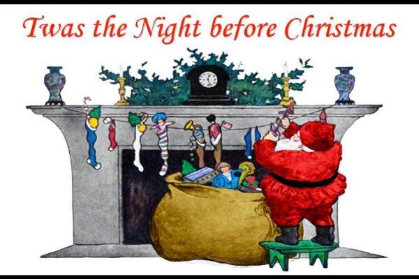 The Christmas Story Teller