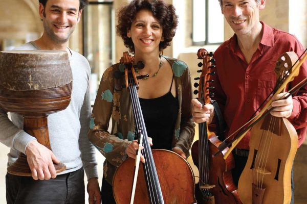 The Saltarello Trio at Flowerfield - live at Flowerfield Arts Centre!