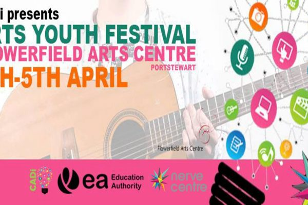 CADi Youth Arts Festival 4 & 5 April
