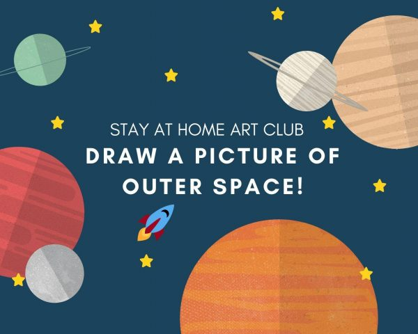 Day 19 - Draw a Picture of Outer Space!