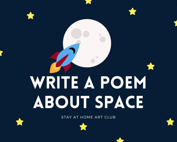 Day 20 - Write a Poem about Space!