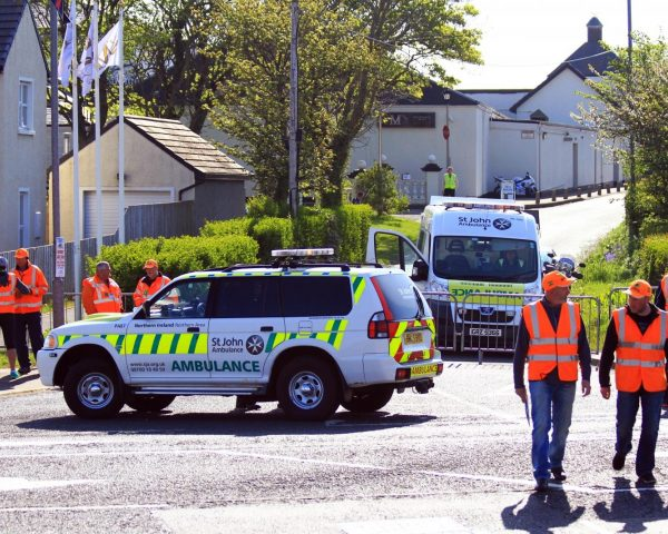 North West 200 Emergency Services Exhibition