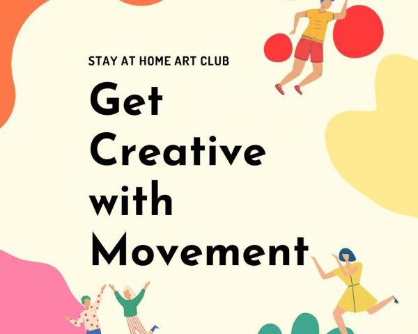 Day 35 - Get Creative with Movement!