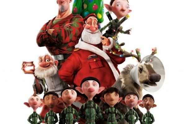 Family Film: Arthur Christmas